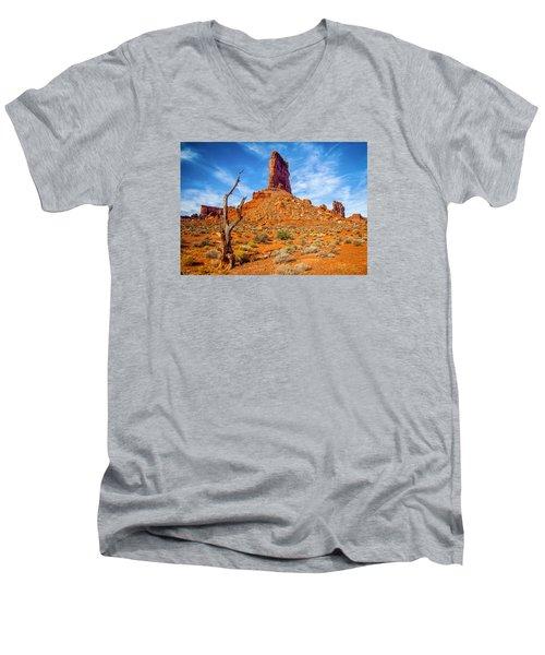 Valley Of The Gods Men's V-Neck T-Shirt