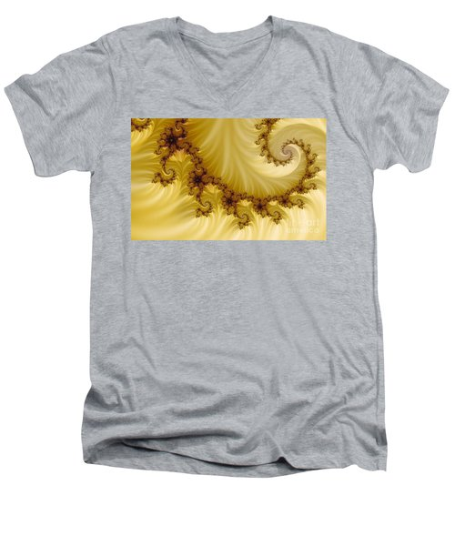 Valleys Men's V-Neck T-Shirt