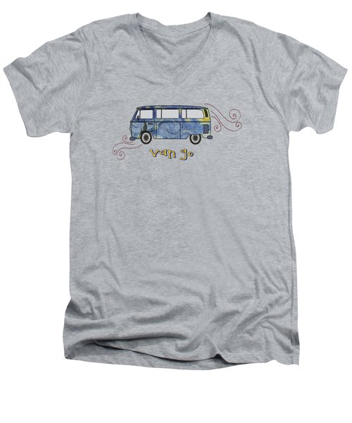 Van Go Men's V-Neck T-Shirt