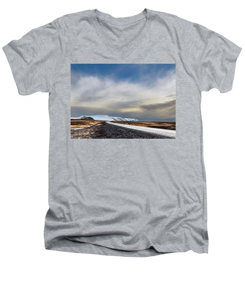 Vanishing Point Men's V-Neck T-Shirt