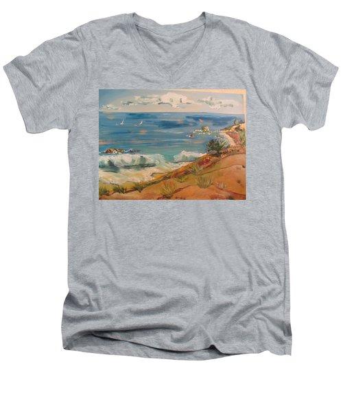 Ventura Imagined Men's V-Neck T-Shirt