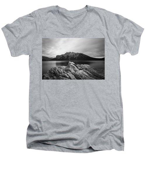 Vermilion Lake Men's V-Neck T-Shirt