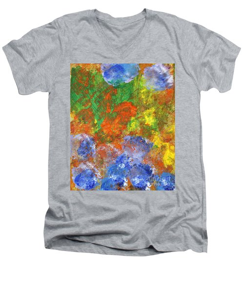 Verve Men's V-Neck T-Shirt