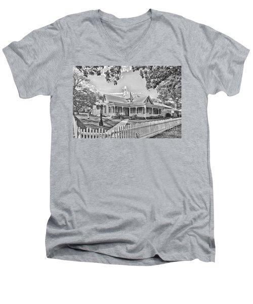 Victorian Sunday House Men's V-Neck T-Shirt