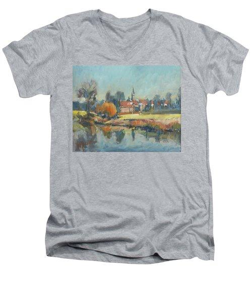 View To Elsloo Men's V-Neck T-Shirt