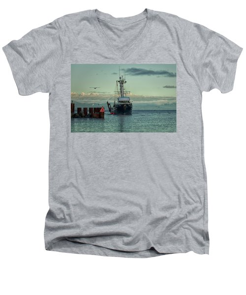 Viking Pride Men's V-Neck T-Shirt