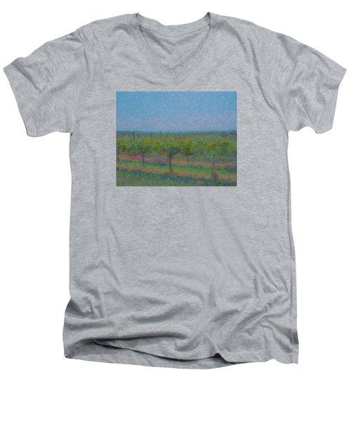 Vines In The Sun Men's V-Neck T-Shirt