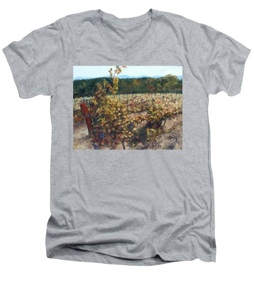 Vineyard Lucchesi Men's V-Neck T-Shirt