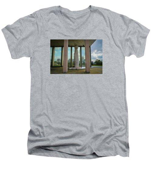 Virginia War Memorial Men's V-Neck T-Shirt