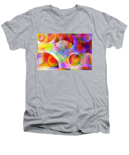Vision 29 Men's V-Neck T-Shirt