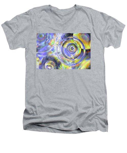 Vision 37 Men's V-Neck T-Shirt
