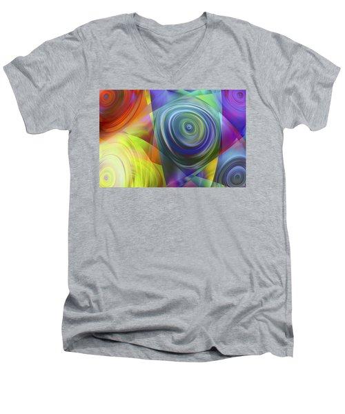 Vision 39 Men's V-Neck T-Shirt