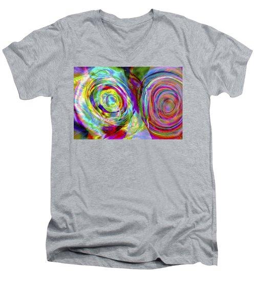 Vision 44 Men's V-Neck T-Shirt