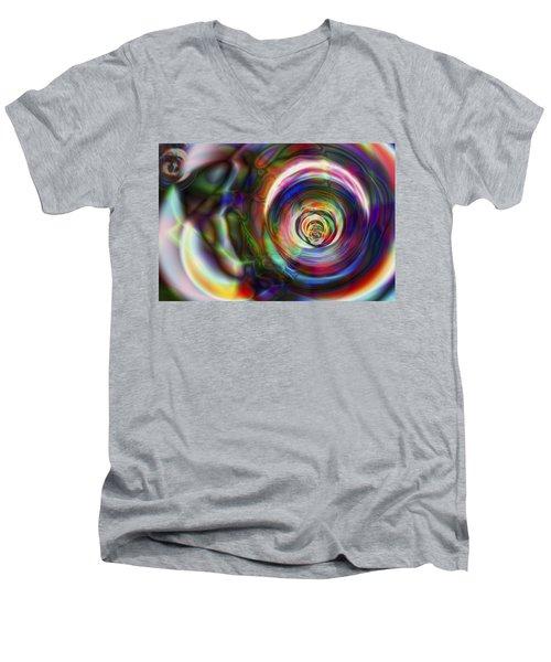 Vision 8 Men's V-Neck T-Shirt