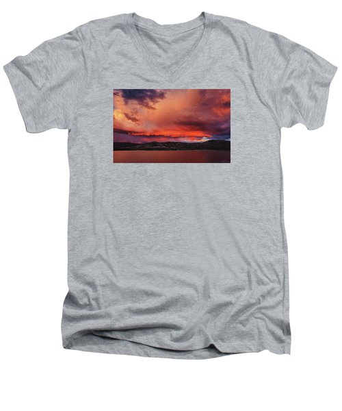 Visitation Men's V-Neck T-Shirt