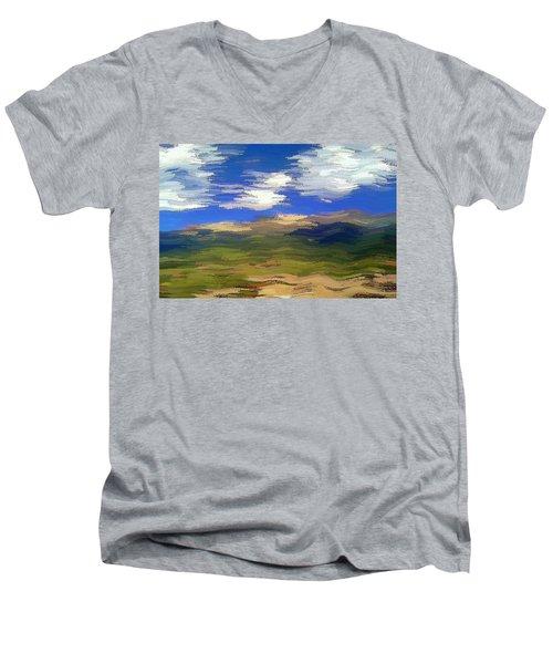 Vista Hills Men's V-Neck T-Shirt