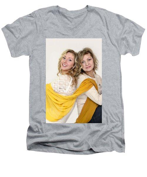 Vlada Olena Men's V-Neck T-Shirt