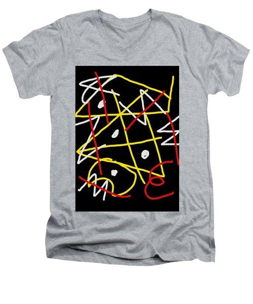 Void Apparent Men's V-Neck T-Shirt