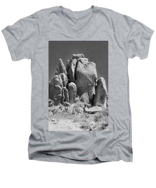 Volcano Fail Men's V-Neck T-Shirt