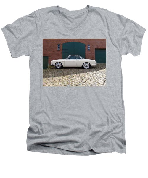 Volkswagen Karmann Ghia Men's V-Neck T-Shirt