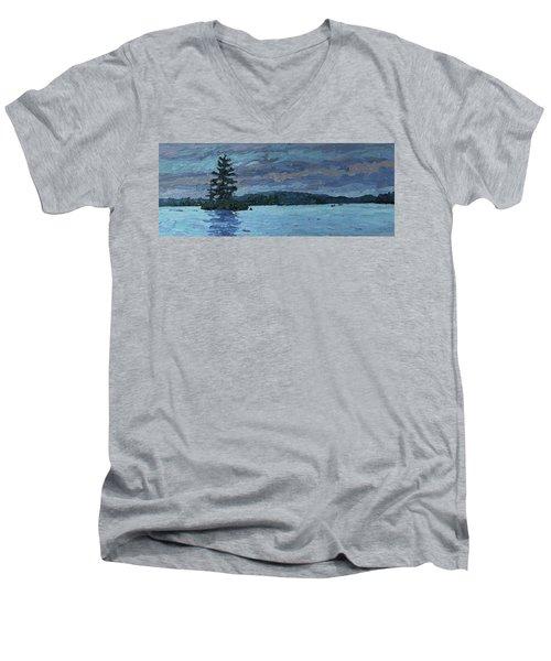 Voyageur Highway Men's V-Neck T-Shirt