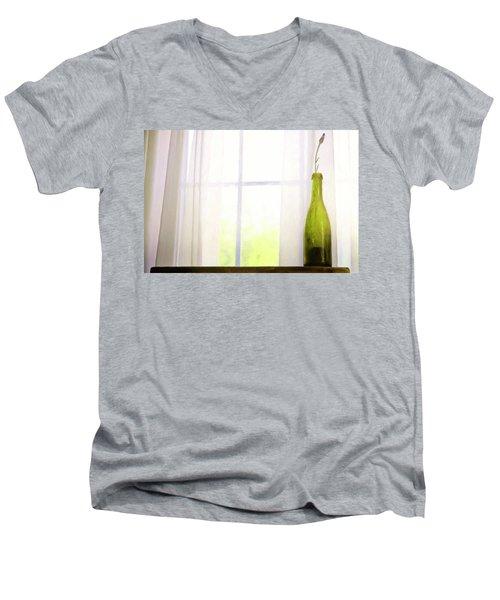 Waiting For Spring Men's V-Neck T-Shirt