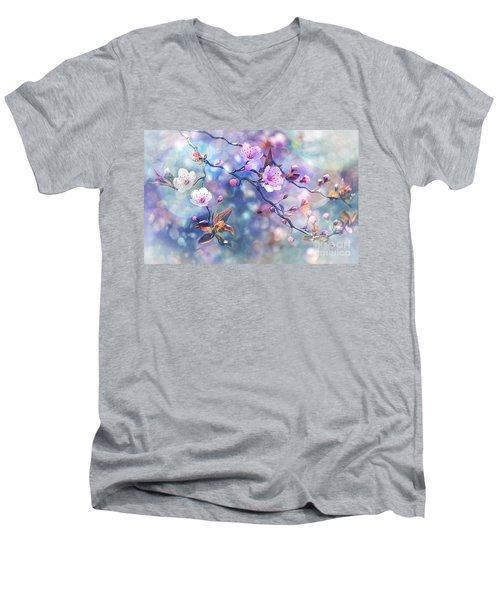 Waiting For Tomorrow Men's V-Neck T-Shirt