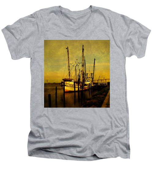 Waiting For Tomorrow Men's V-Neck T-Shirt
