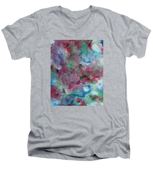 Walk In The Woods Men's V-Neck T-Shirt