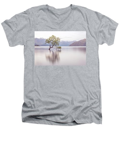 Wanaka Tree Men's V-Neck T-Shirt