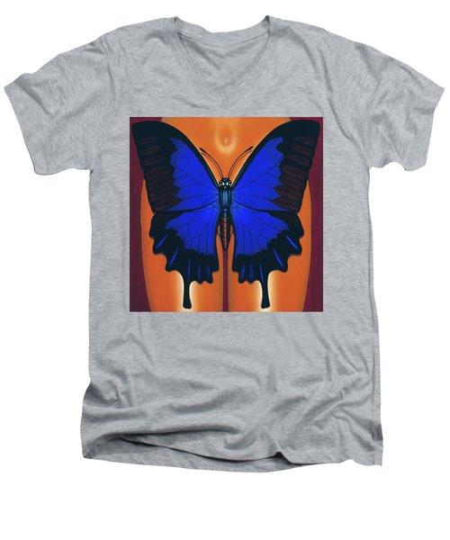 Wandering Dream 2 Men's V-Neck T-Shirt