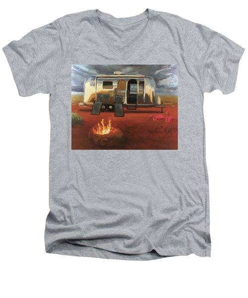 Wanderlust Men's V-Neck T-Shirt