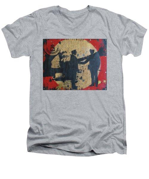 War Mongers Men's V-Neck T-Shirt