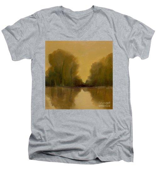 Warm Morning Men's V-Neck T-Shirt