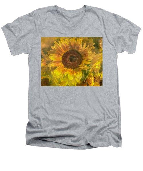 Washed In Sun Men's V-Neck T-Shirt