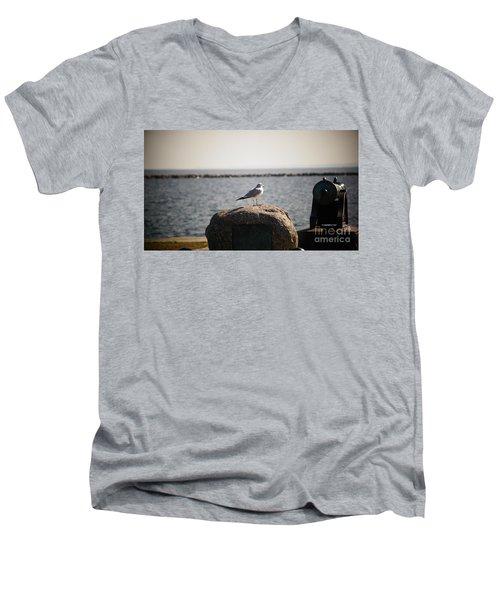 Watchtower Men's V-Neck T-Shirt