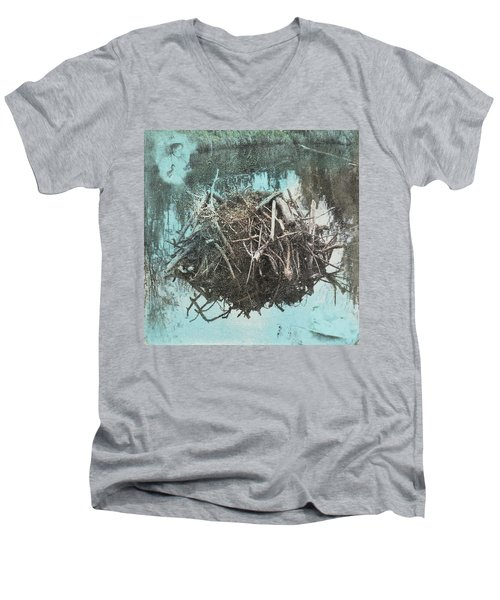 Water #6 Men's V-Neck T-Shirt
