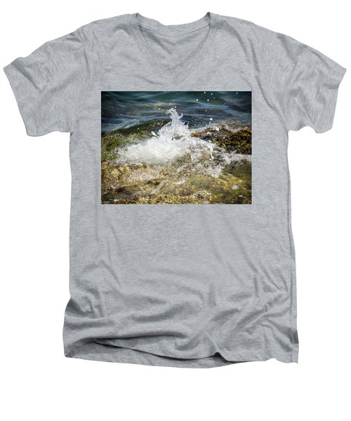 Water Elemental Men's V-Neck T-Shirt