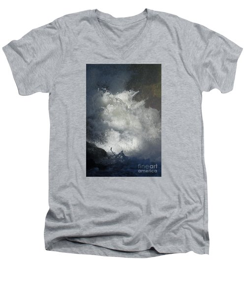 Water Fury 3 Men's V-Neck T-Shirt