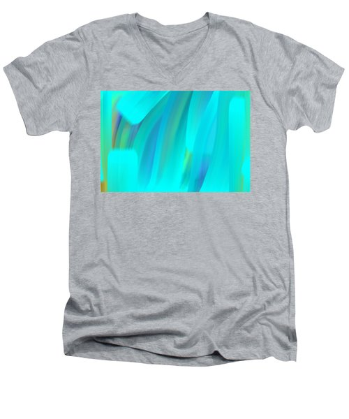 Water Men's V-Neck T-Shirt