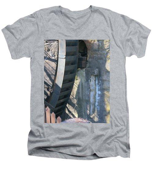 Water Mill Men's V-Neck T-Shirt