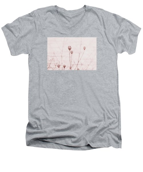 Water Plants Men's V-Neck T-Shirt