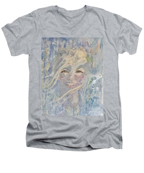 Water Spirit Men's V-Neck T-Shirt