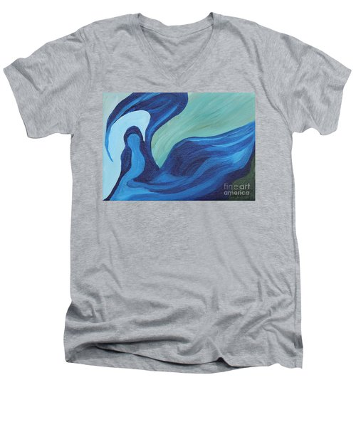 Water Spirit Men's V-Neck T-Shirt