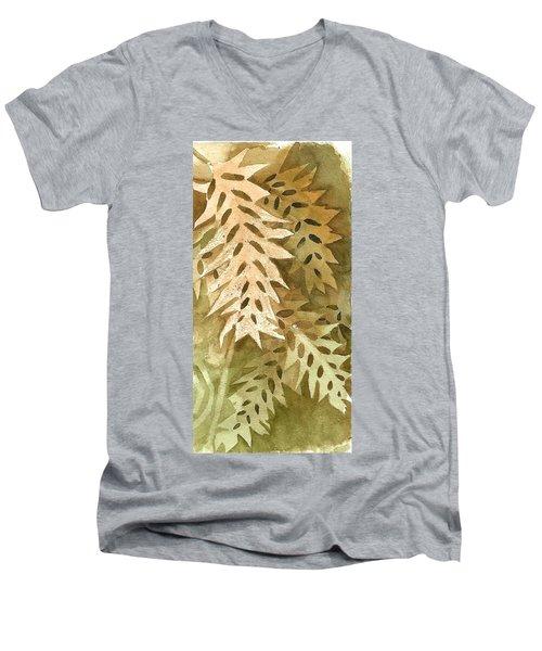 Watercolor Practice Men's V-Neck T-Shirt