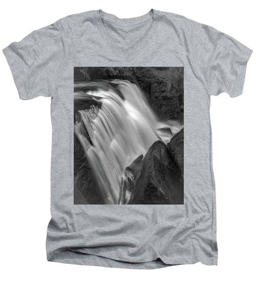 Waterfall 1577 Men's V-Neck T-Shirt
