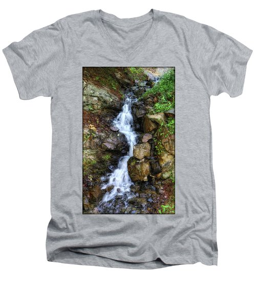 Waterfalls Men's V-Neck T-Shirt