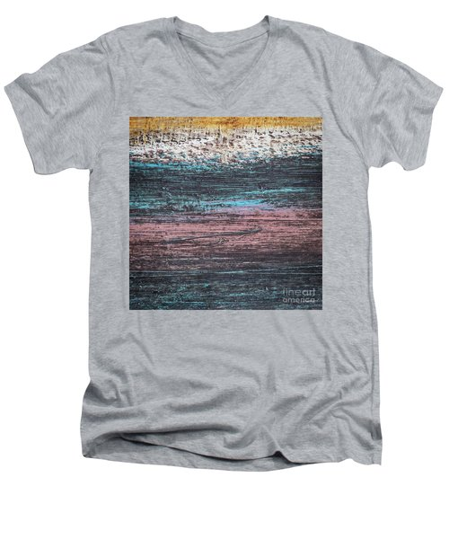 Waters Edge Men's V-Neck T-Shirt