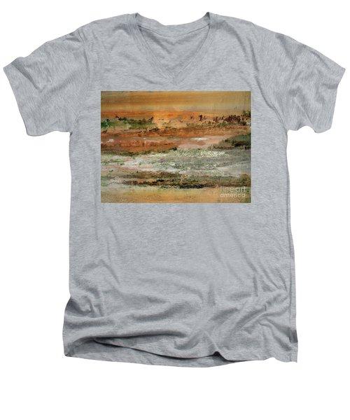 Waterworld #0955 Men's V-Neck T-Shirt