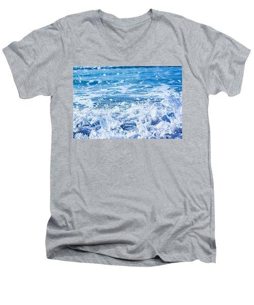 Wave 3 Men's V-Neck T-Shirt